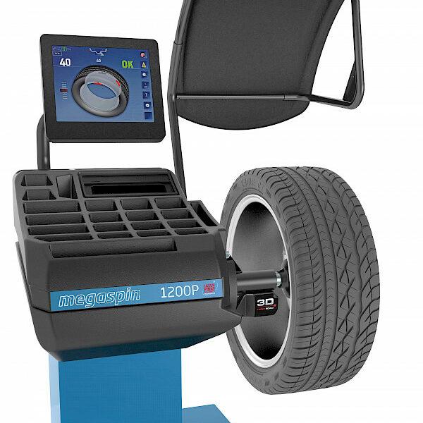 Tyre Changers & Wheel Balancers
