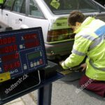 Mandatory Credit: Photo by Terry Williams/Shutterstock (387650b) ROADSIDE EMISSIONS TEST VARIOUS - 2002